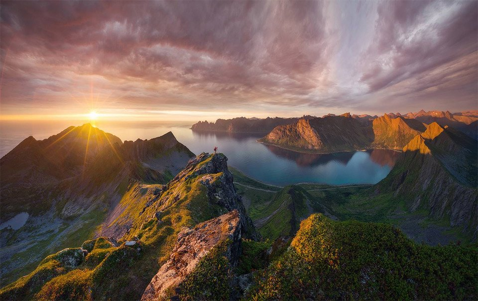 Senja, Norway. Photo by Daniel Korzhonov.