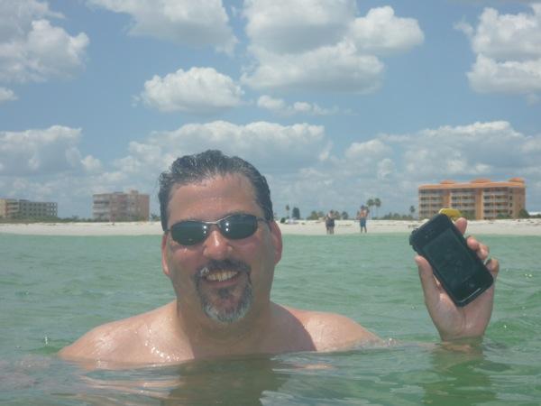 Lifeproof iPhone Case at Treasure Island.