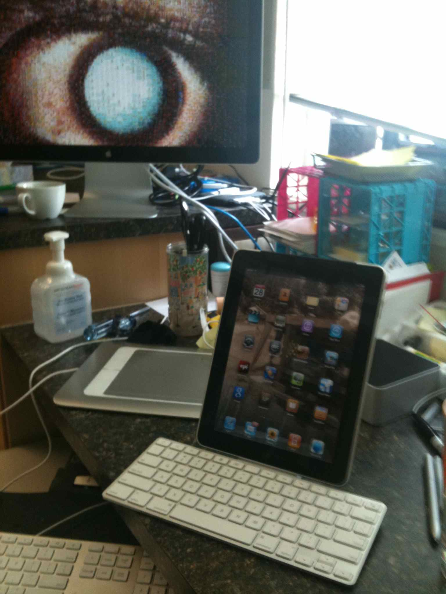 iPad in ophthalmology