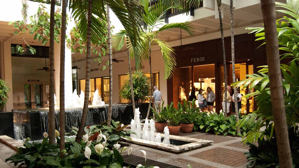 Bal Harbour Shops is the most lucrative, most productive, and most profitable shopping area in the world. Located in Miami, Florida, the mall is renowned for being the hotspot for individuals who belong in the high-end market with money to burn on extremely expensive products. (Image from http://www.therichest.com/
