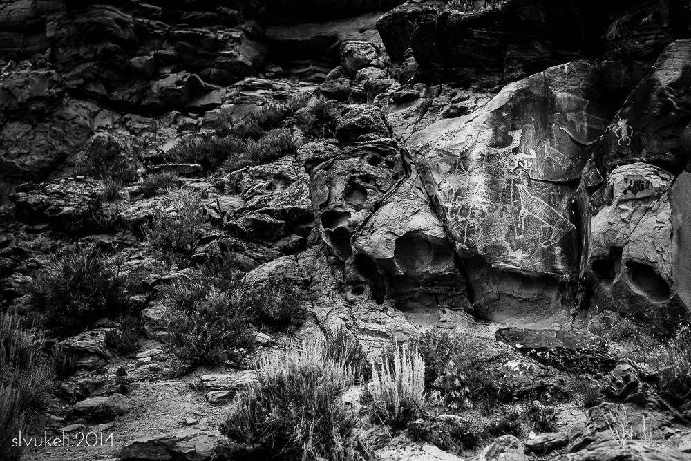 Legend Rock Petroglyphs - Hamilton Dome, WY
