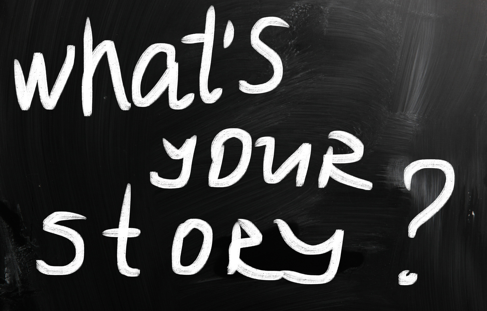 What's your story? Is it worth telling?