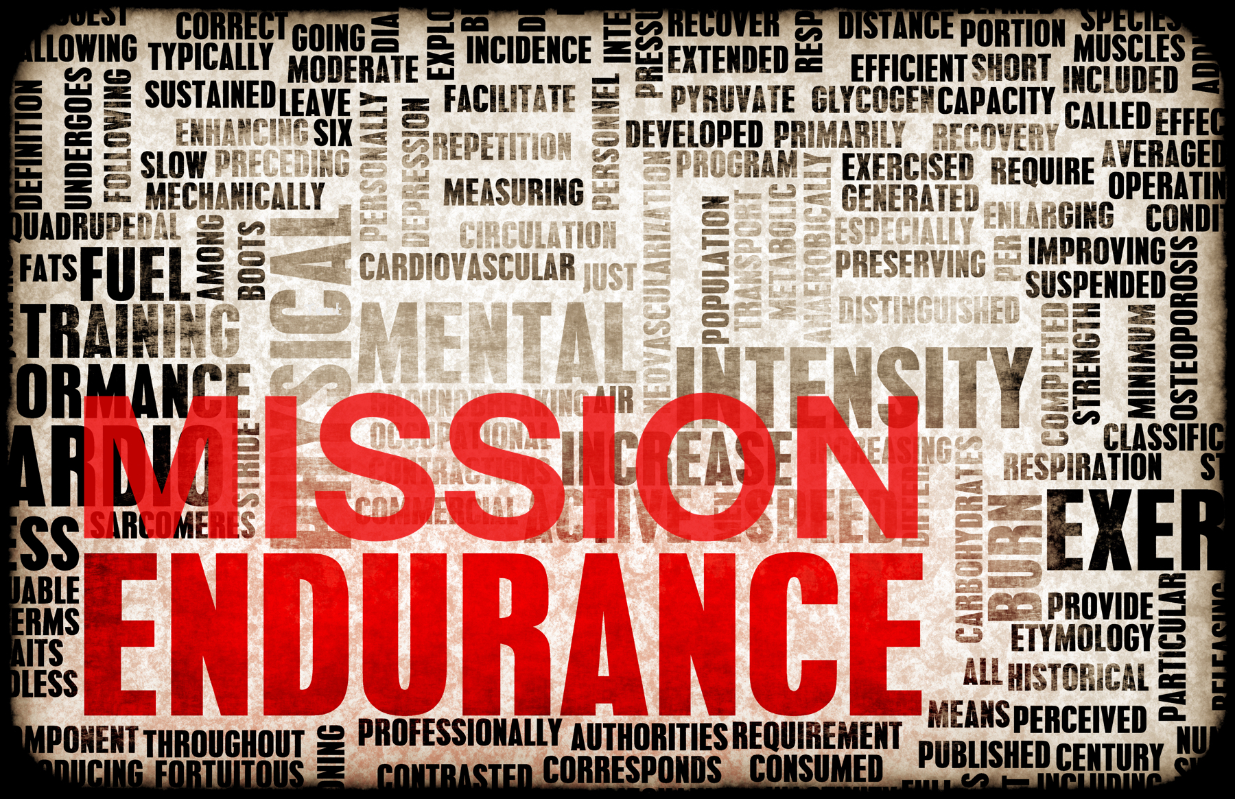 What really endures in your mission?