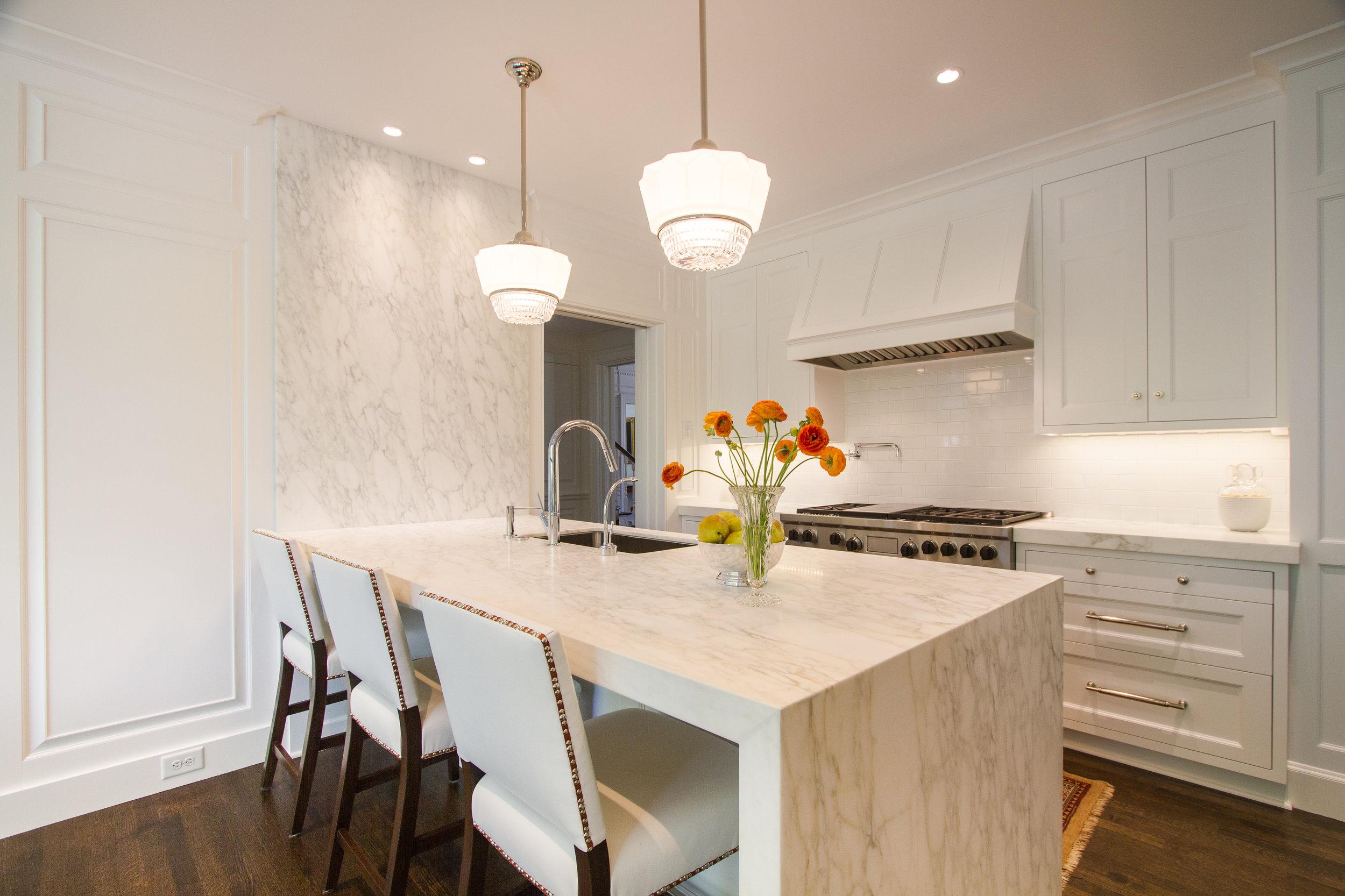 1930s Residence, Kitchen © Spellacy Schroeder Interiors 2017
