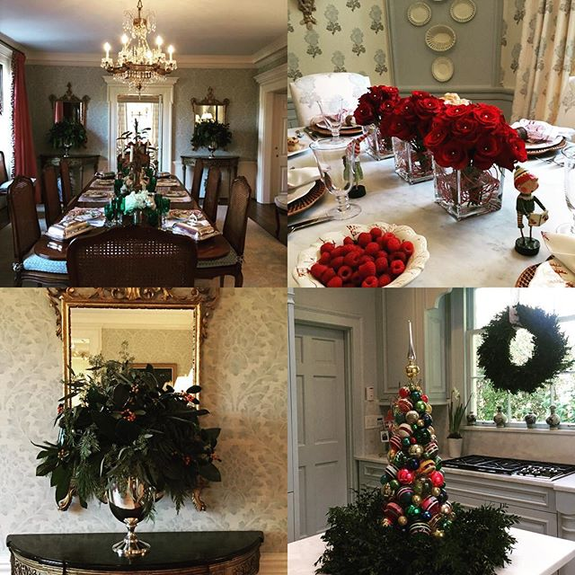 This years Christmas Home Tour was a huge success! 🌲#spellacyschroederinteriors #designerslife #holidaydecor #deckthehalls