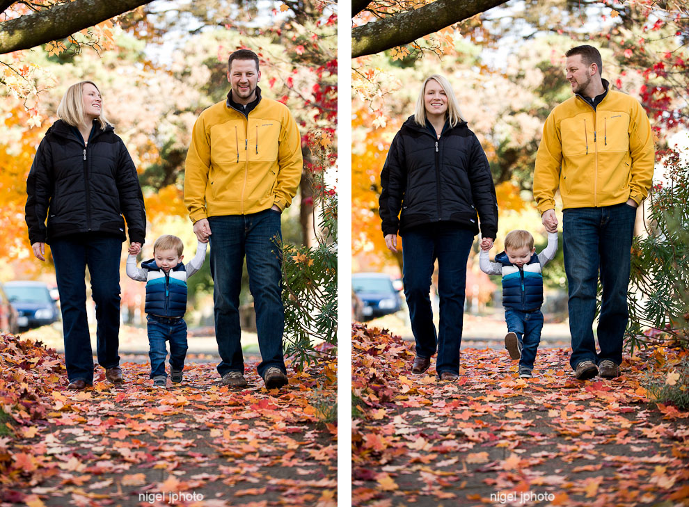 portait-young-couple-with-todler-son-fall-leaves-seattle-vert.jpg