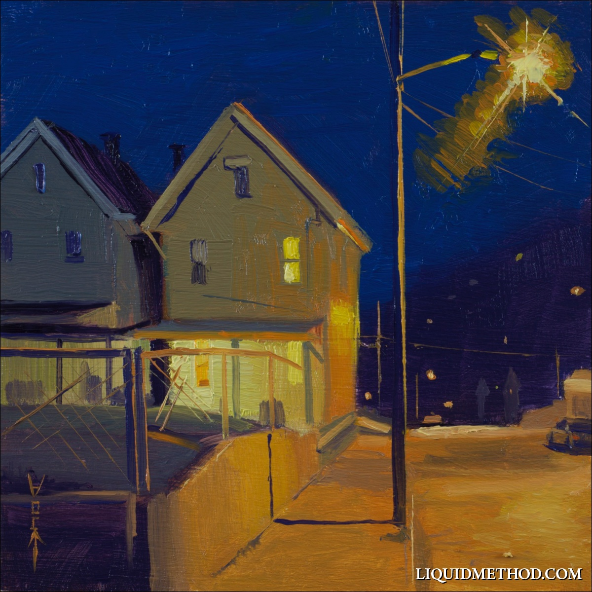 Pittsburgh Street Light