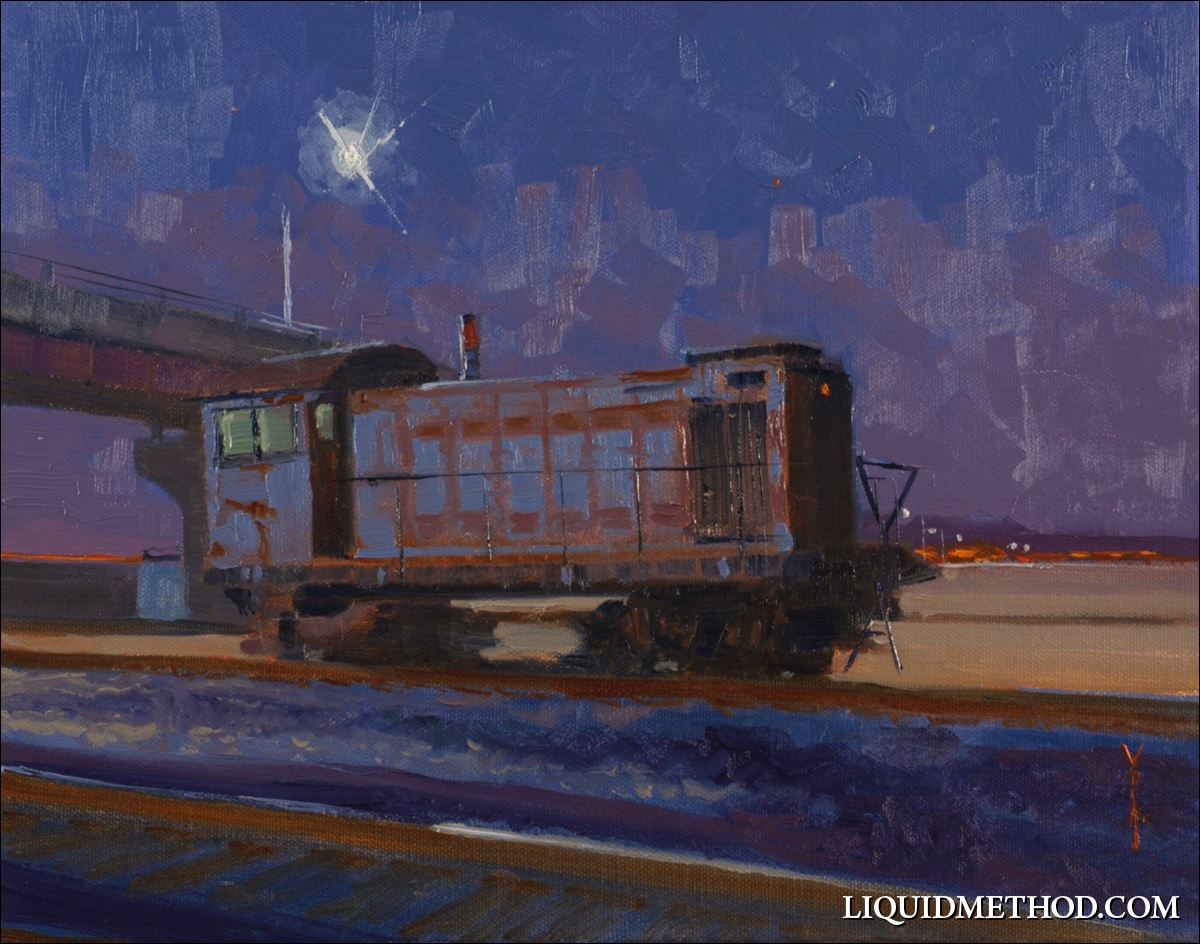 """Rusty Engine Nocturne"""