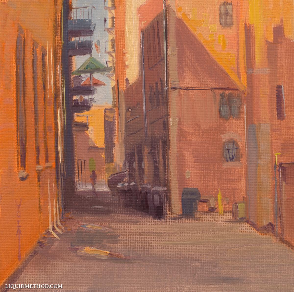 Afternoon Alleyway