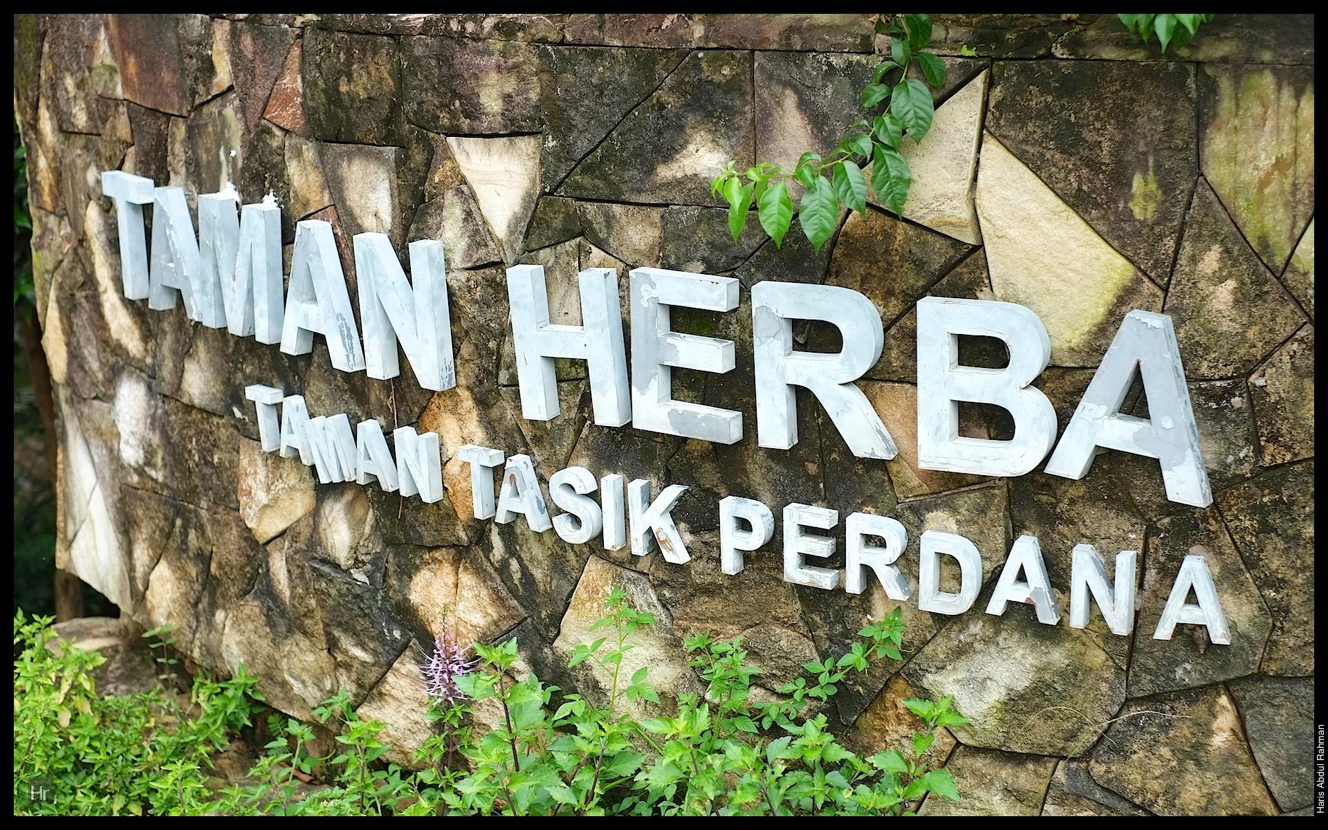 Welcome to Taman Herba
