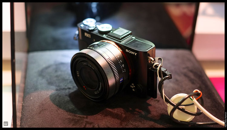 The RX1. Looks like a handsome camera.