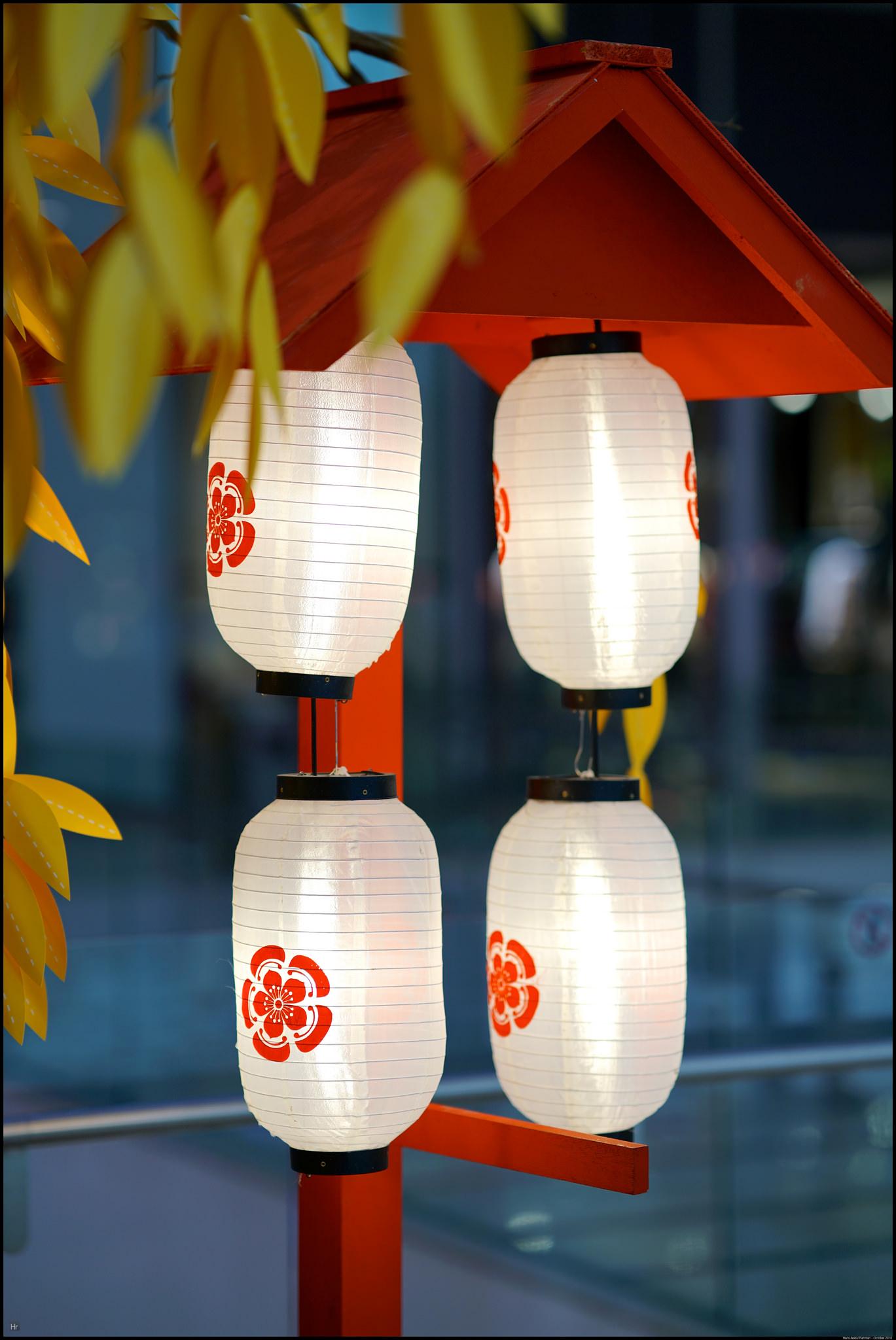 Nice lanterns