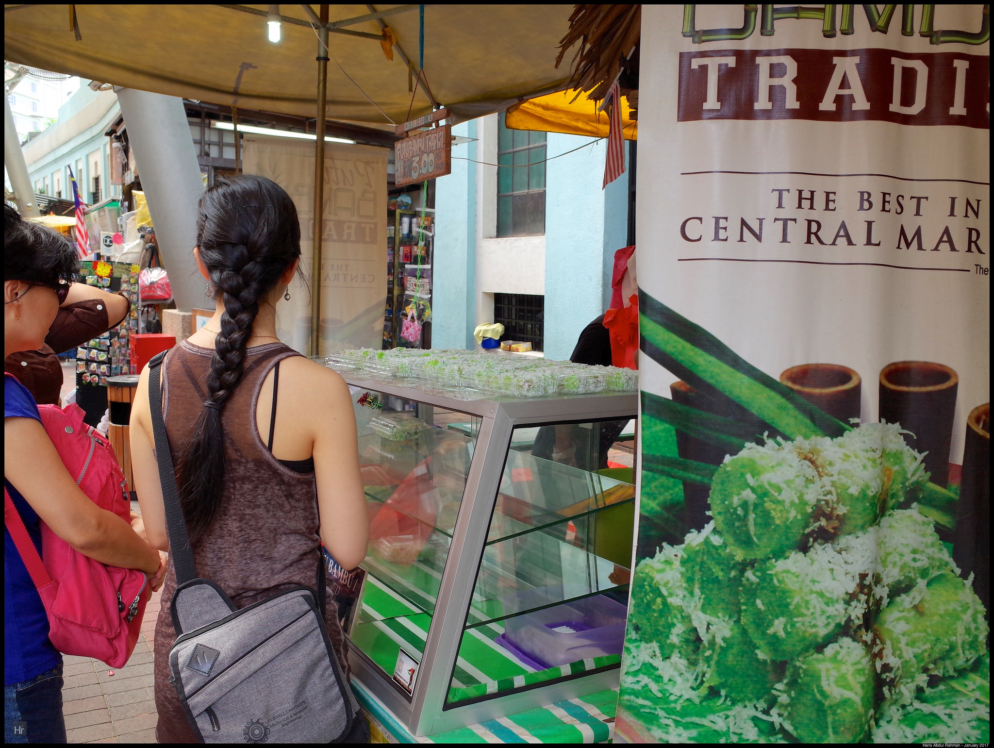 Across to Central Market