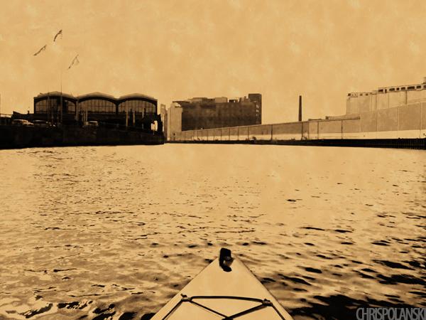 Down the Buffalo River