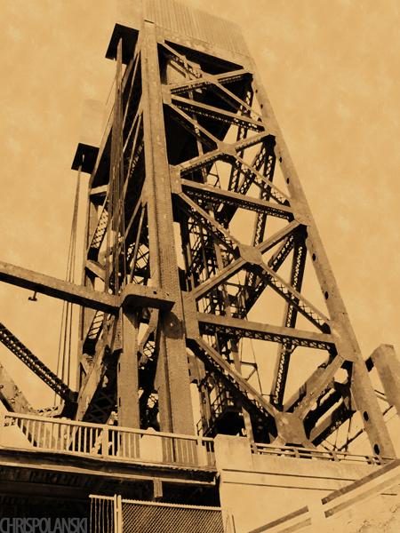 Ohio Street Lift Bridge