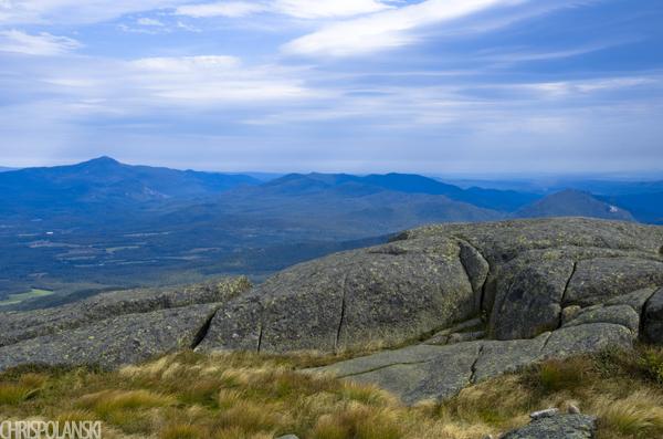 Top of Algonquin Peak