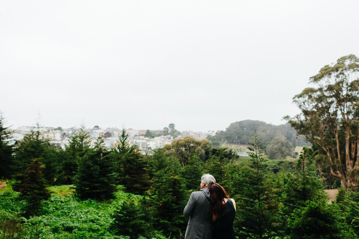 San Francisco Engagement Session Photos