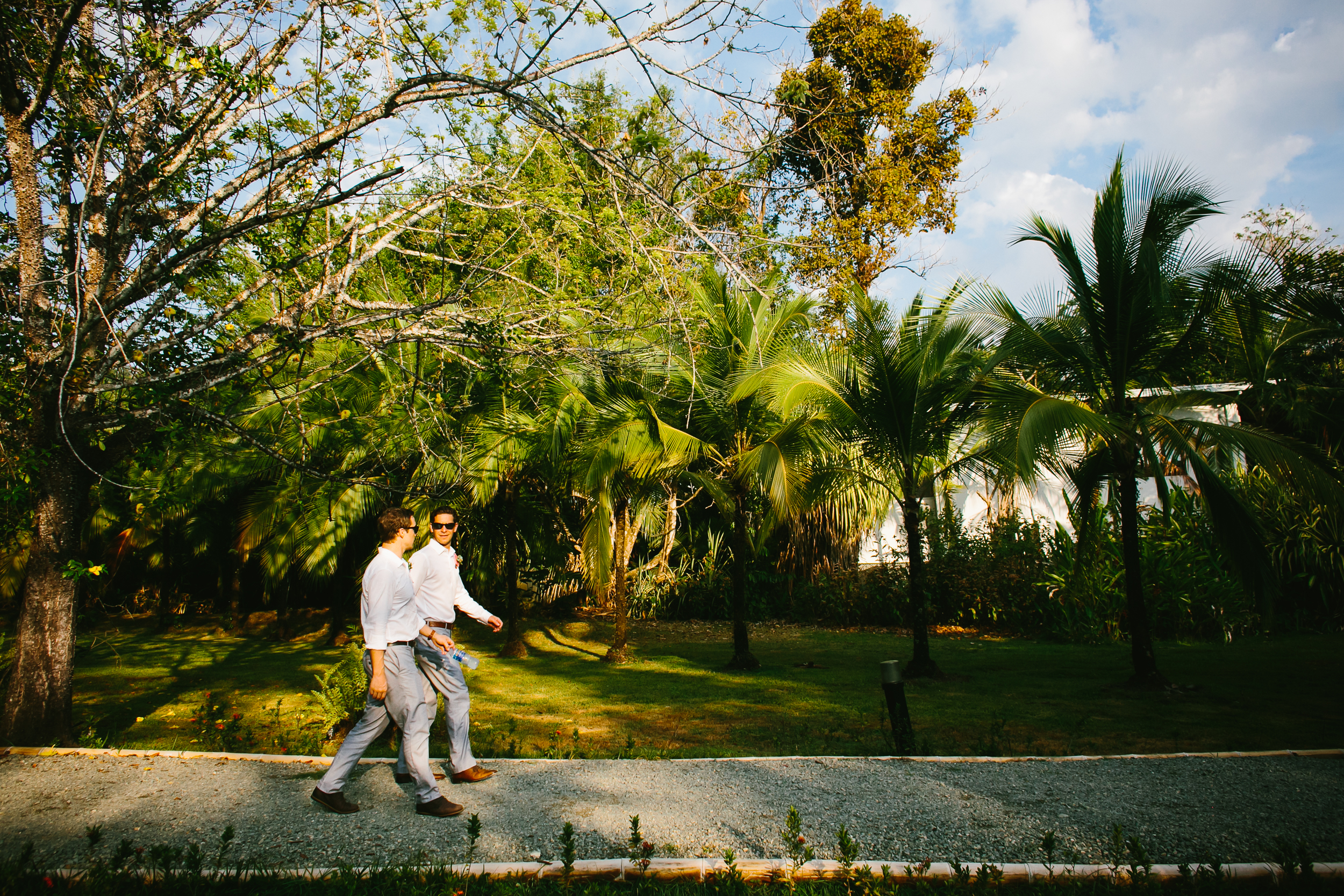 Villa Punto de Vista Costa Rica Wedding Photos