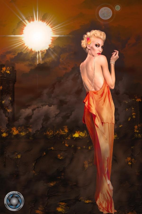 Kristina Schroeder Fire Planet