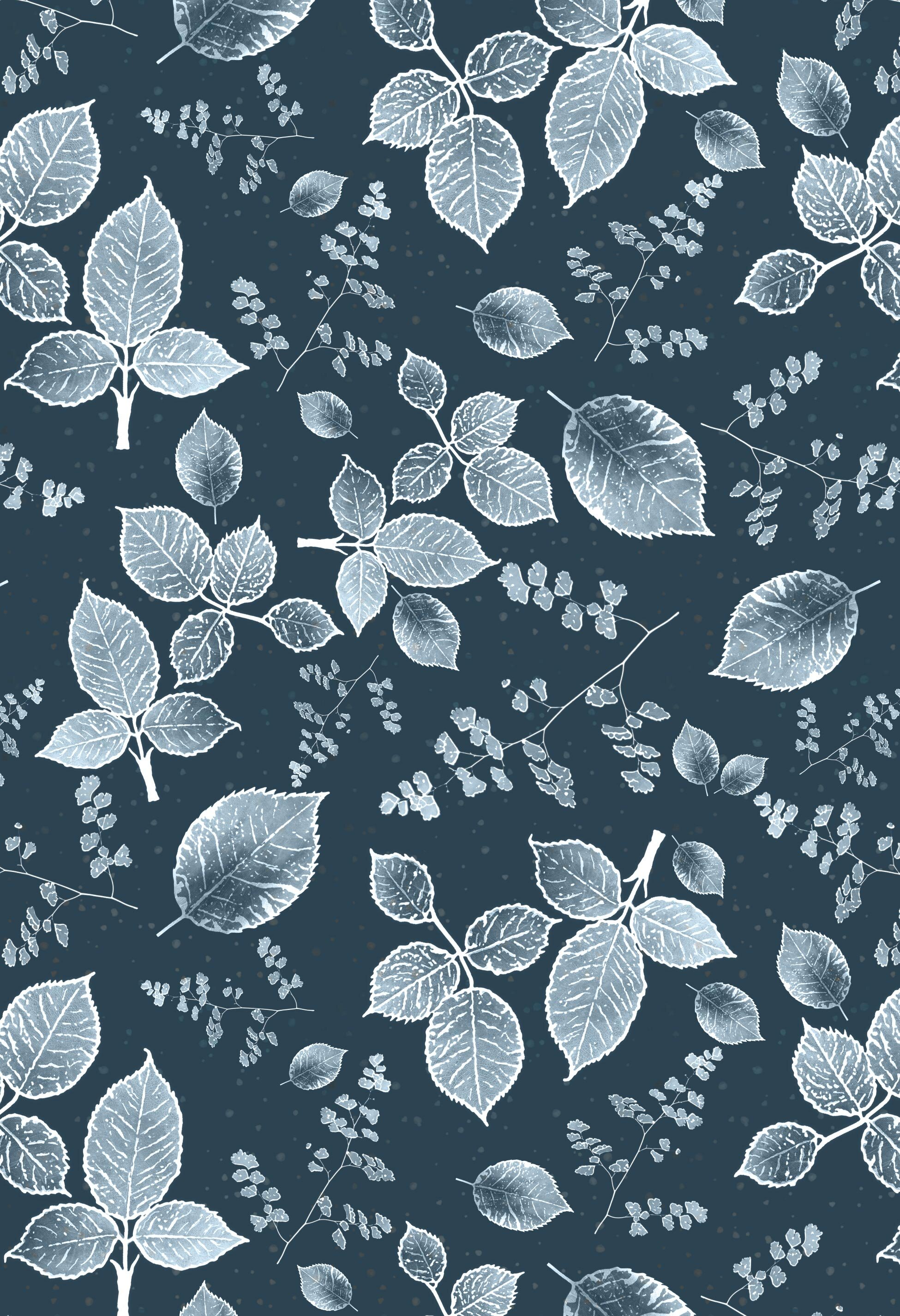 scattered rose monotone background autumn teal.jpg
