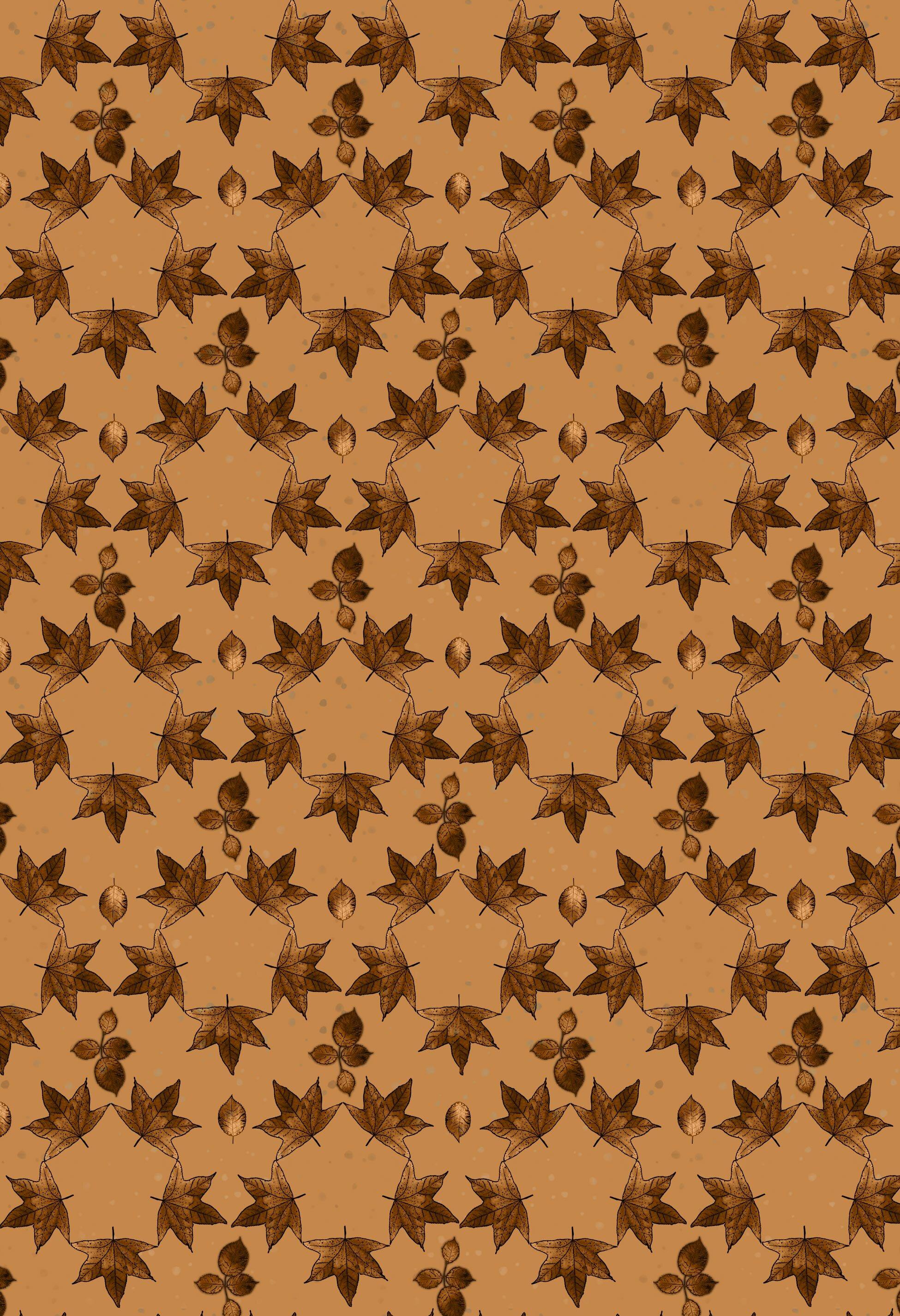 Leaf Hex pattern  autumn gold.jpg