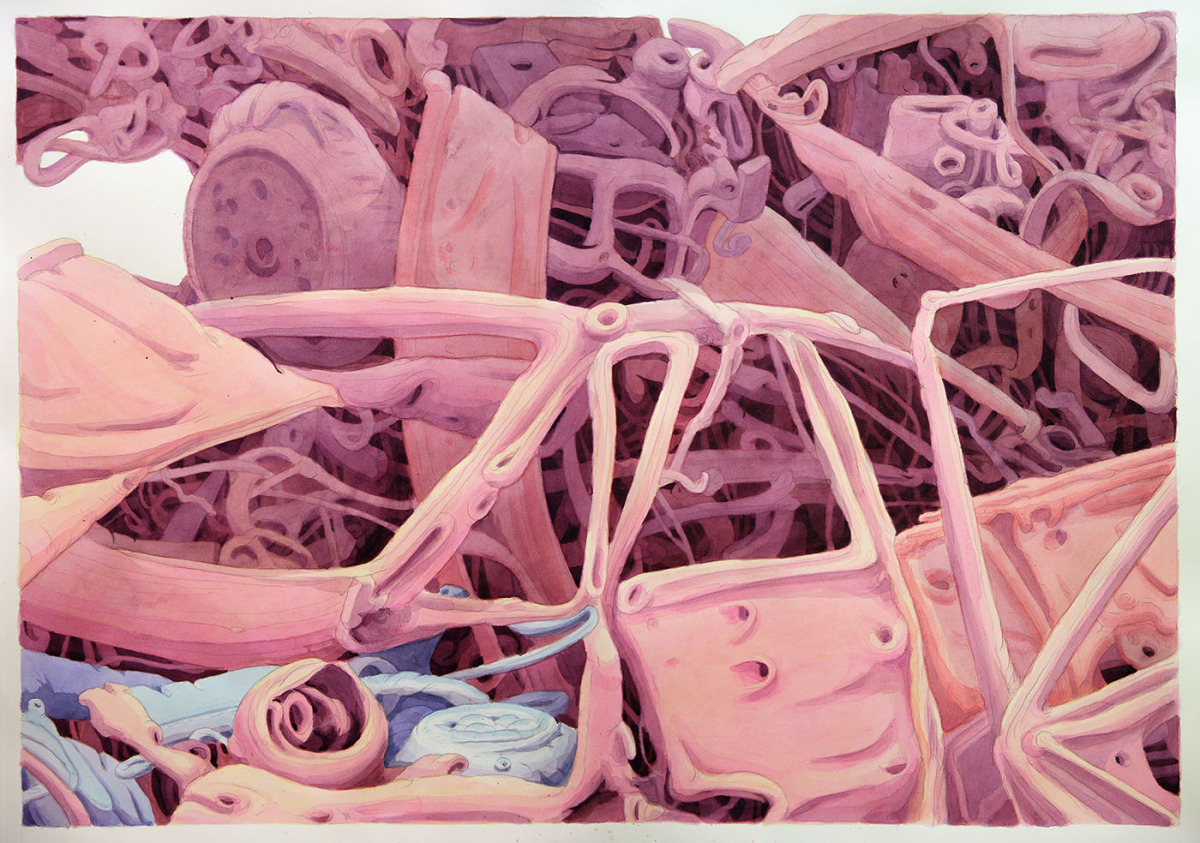 Hubba Bubba Nightmare, 2013