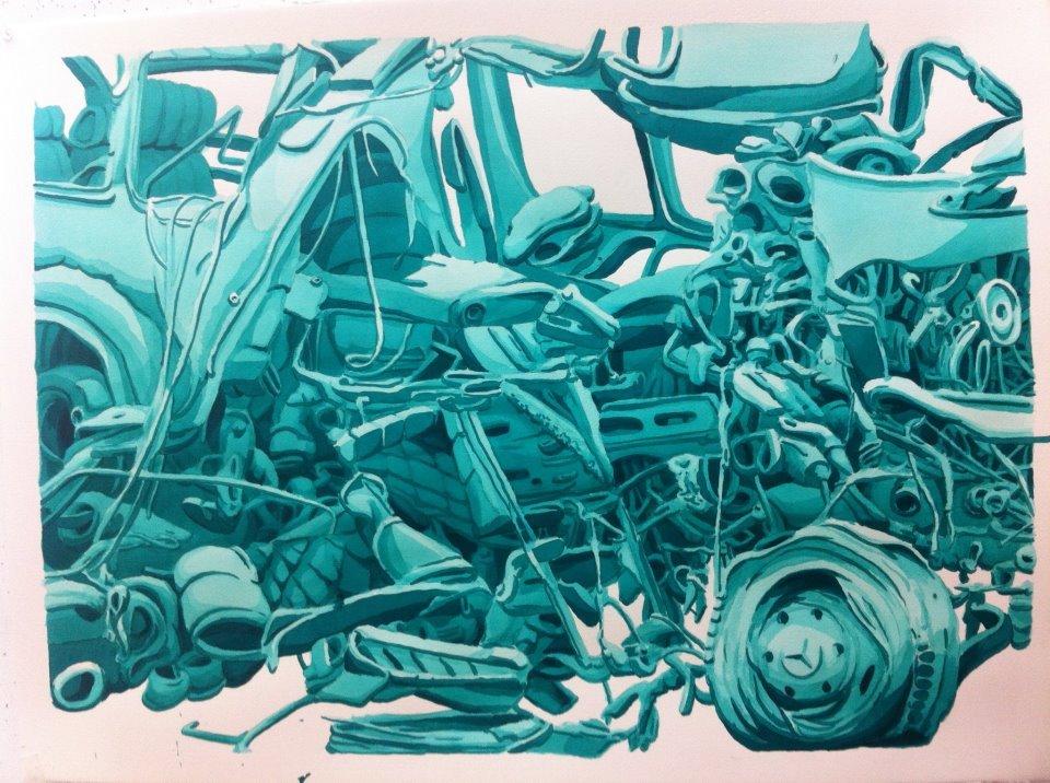 Green Wash Crash
