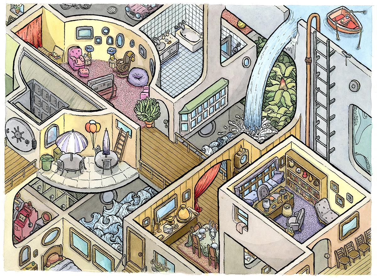 Shrink's Office