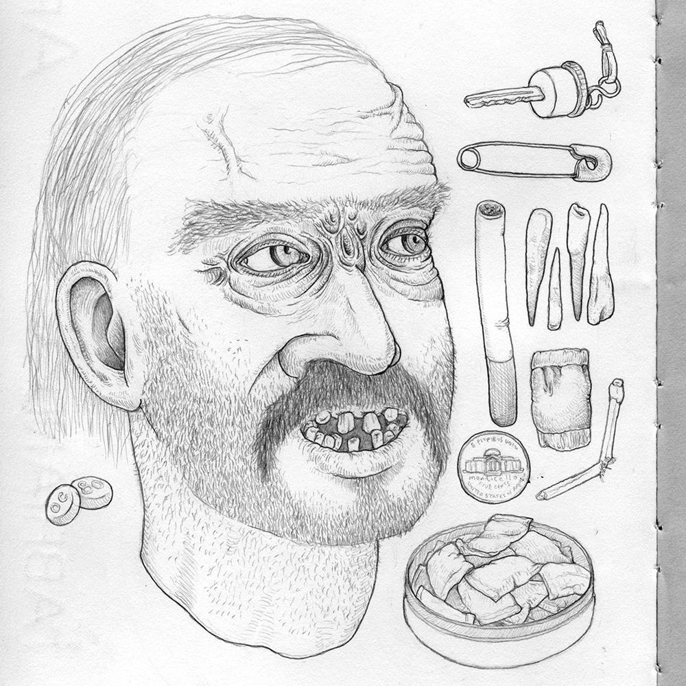 Sketchbook shenanigans