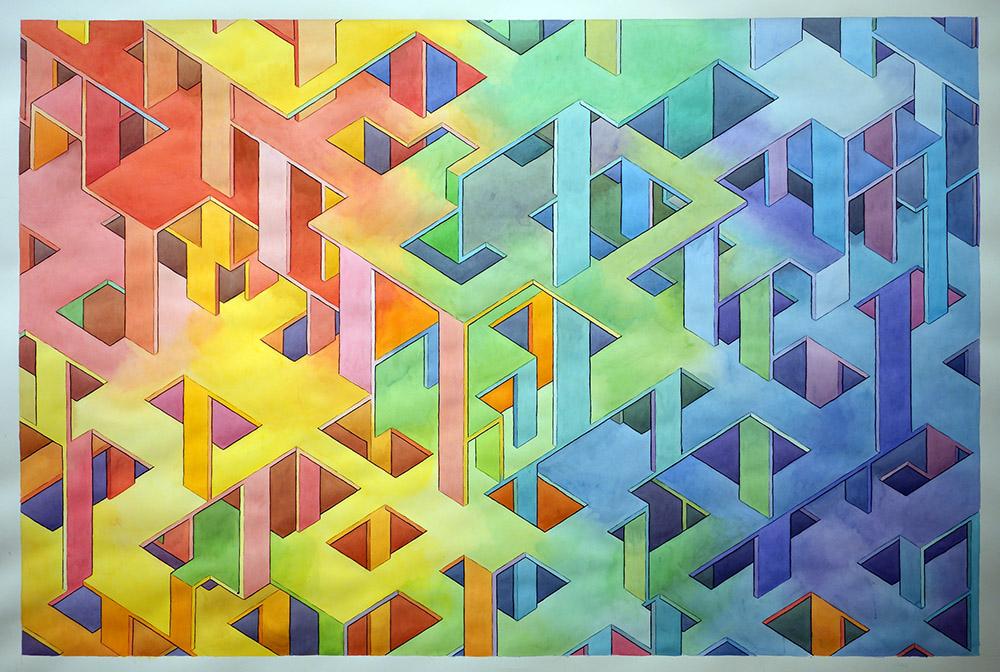Penrose Rainbow