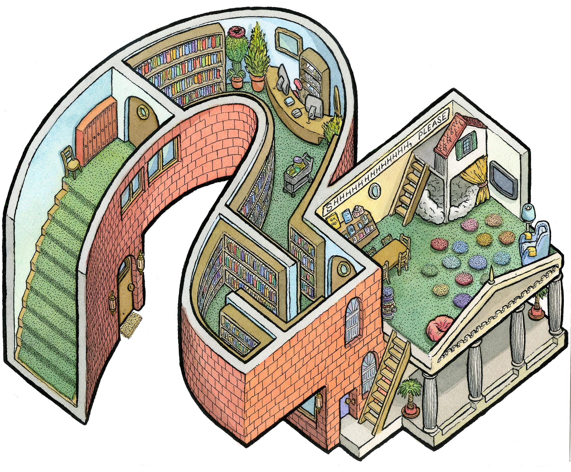 2: Lending Library