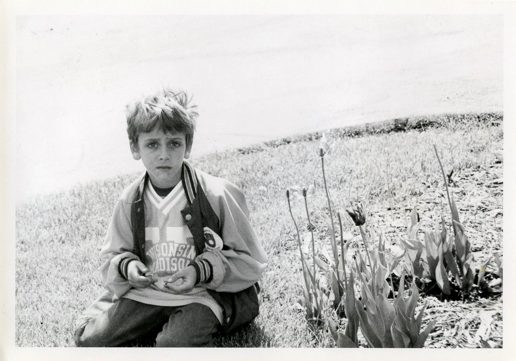 Wisconsin, 1978 - never happier