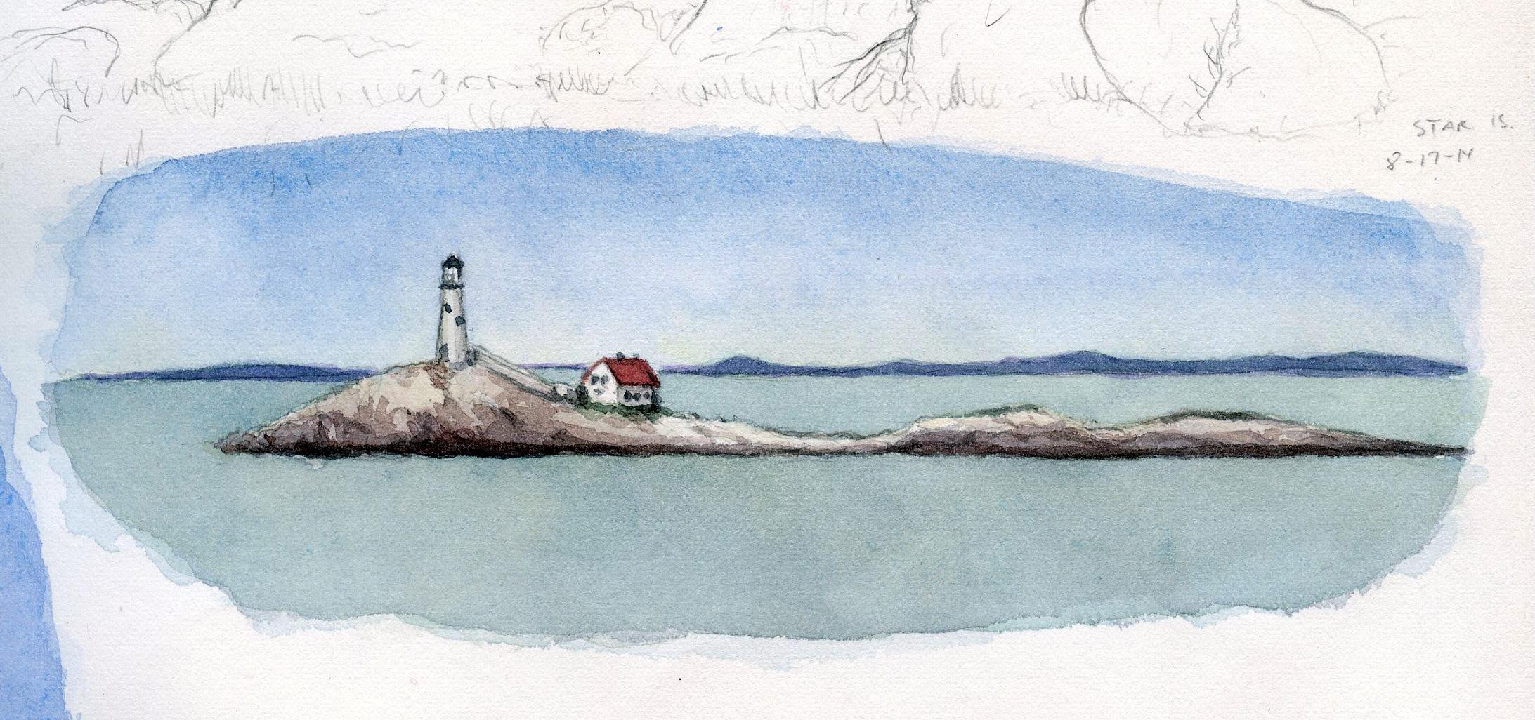 Aug. 2014, sketchbook