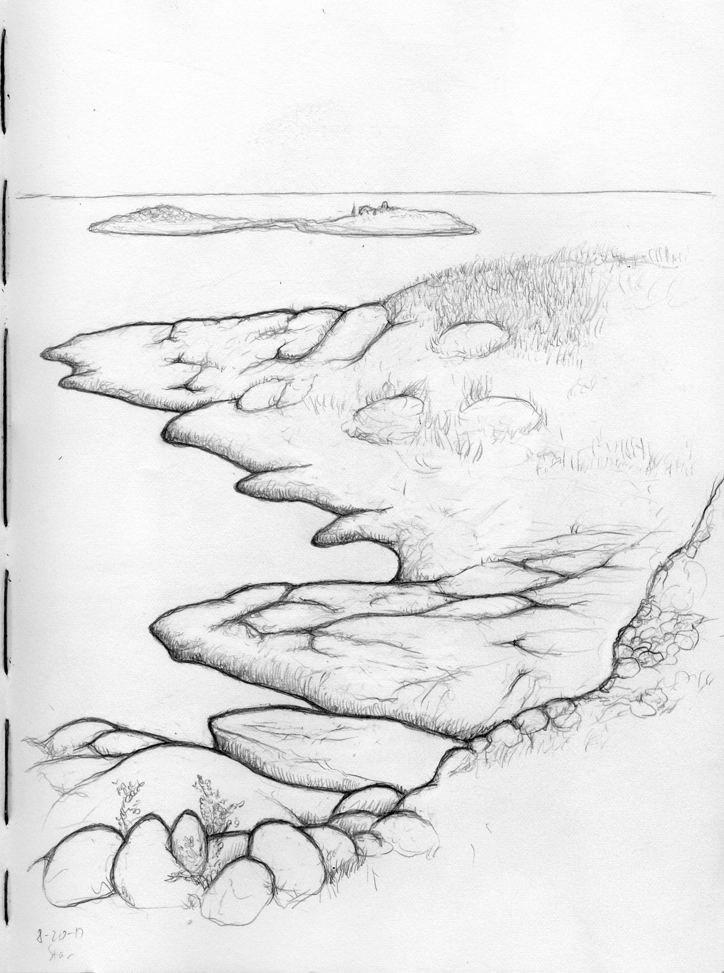 Aug. 2017, sketchbook