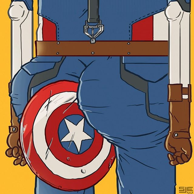 Steven, Admiral USA, found the 'vibra' in vibranium - find him and some of his revenger pals at #chromacon2019 June 1-2, Aotea Centre #rogers #onyourcleft #AssEmble