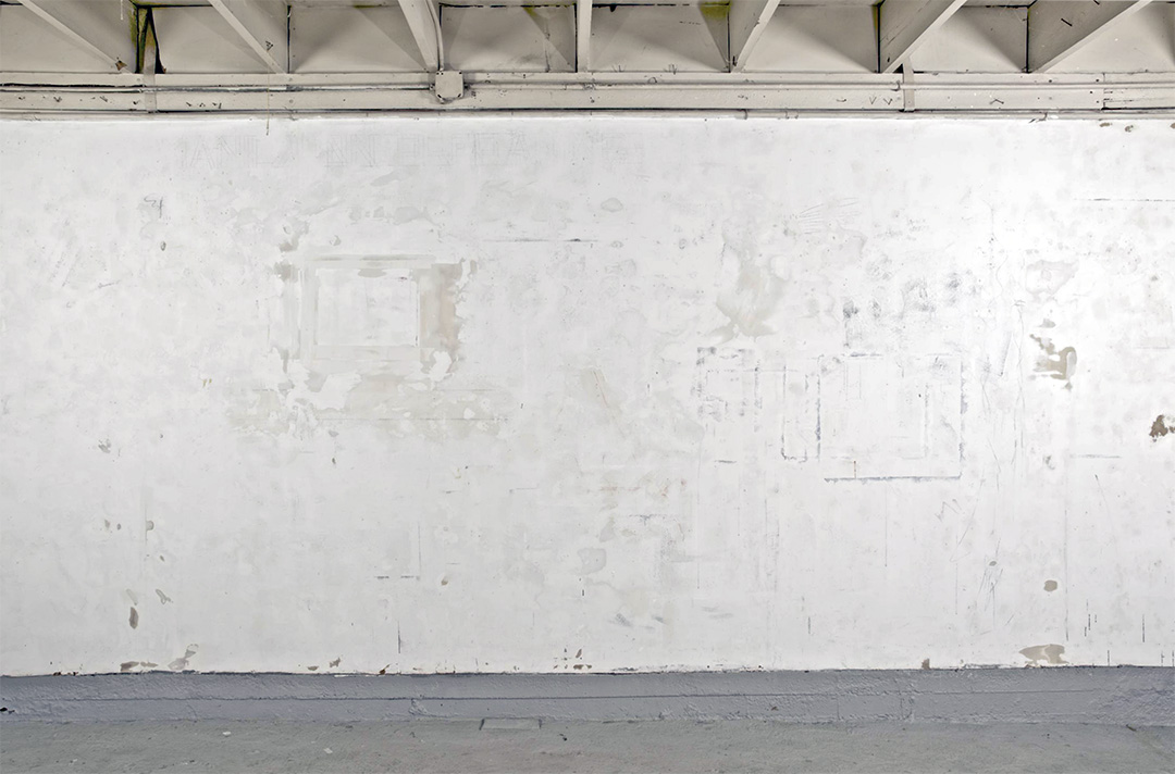 Untitled Studio Wall