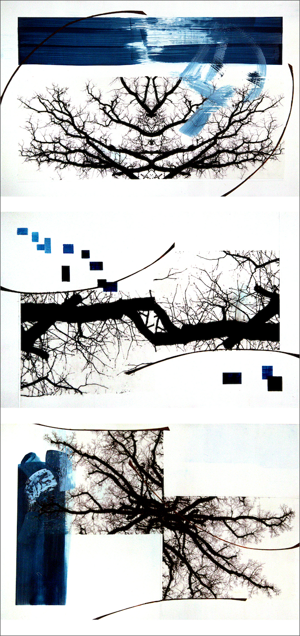 Winter Blues (I, II, III)