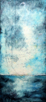 Ballast (2013) will be on display at Encore Sotheby's International Realty Indianapolis through June 14th.