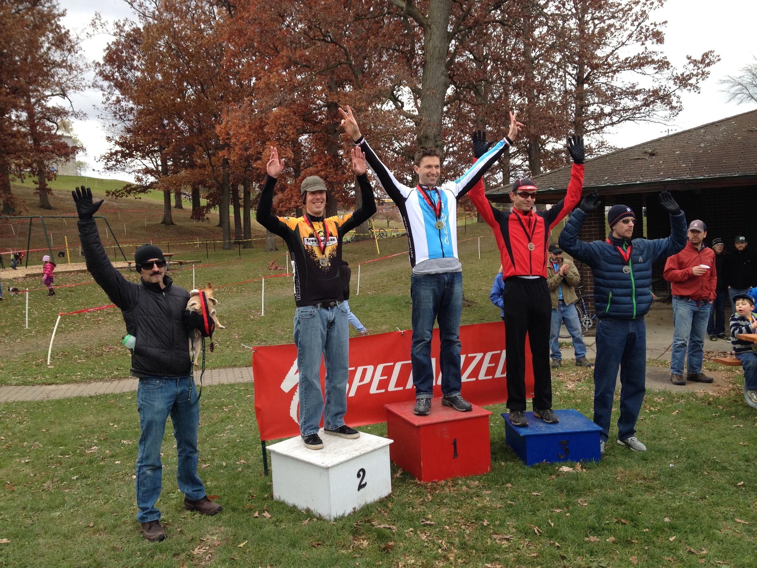 2013-11-10 12.49.02 Tom Barrett podium Vets Park (Develo).jpg