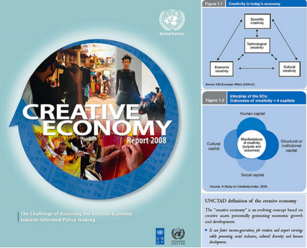 Creative Economy Report from the United Nations