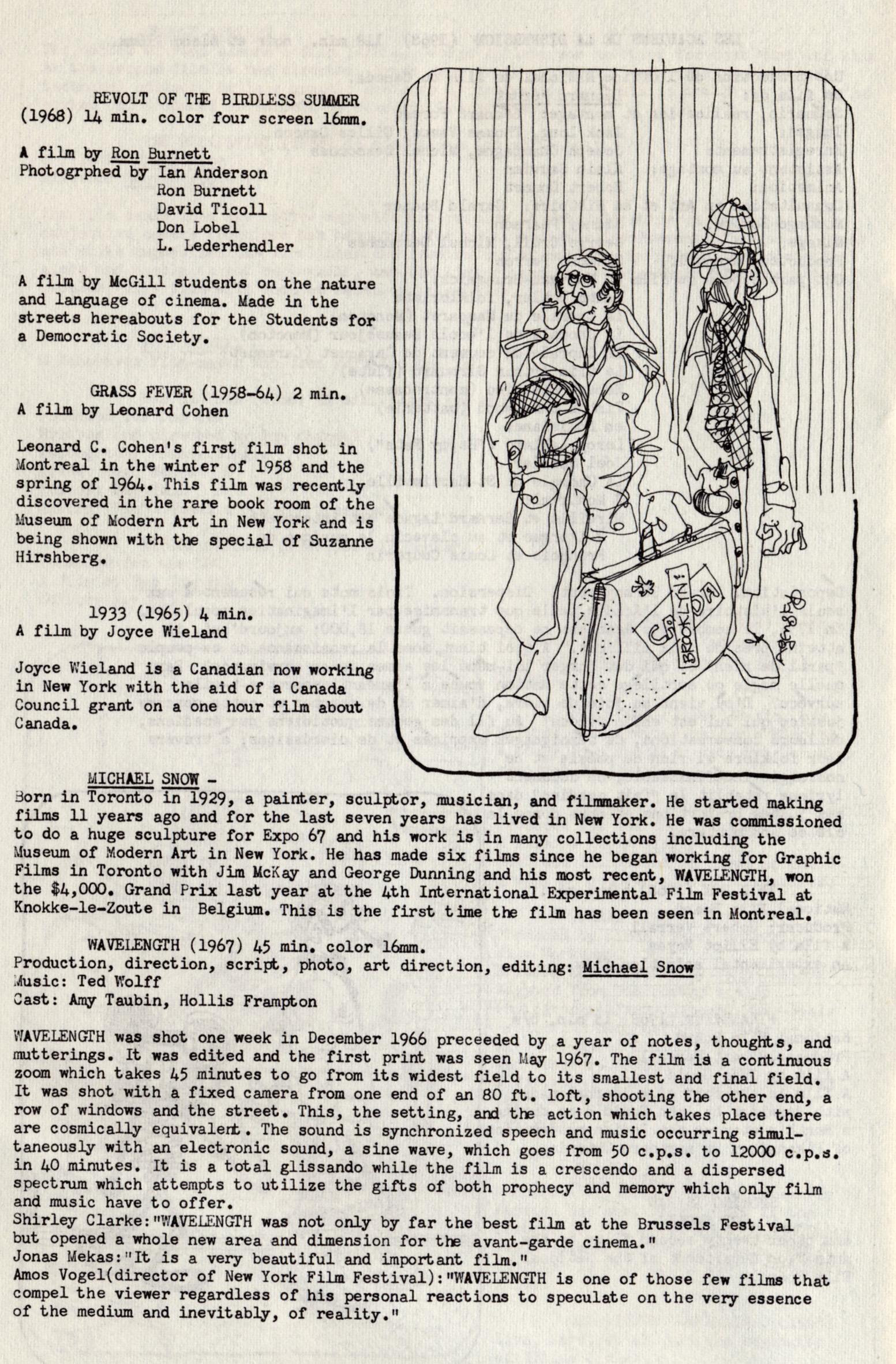 Canadian Film Festival (1968)
