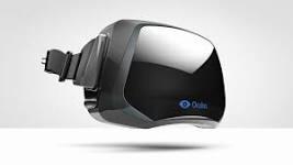 An image of the Oculus Rift