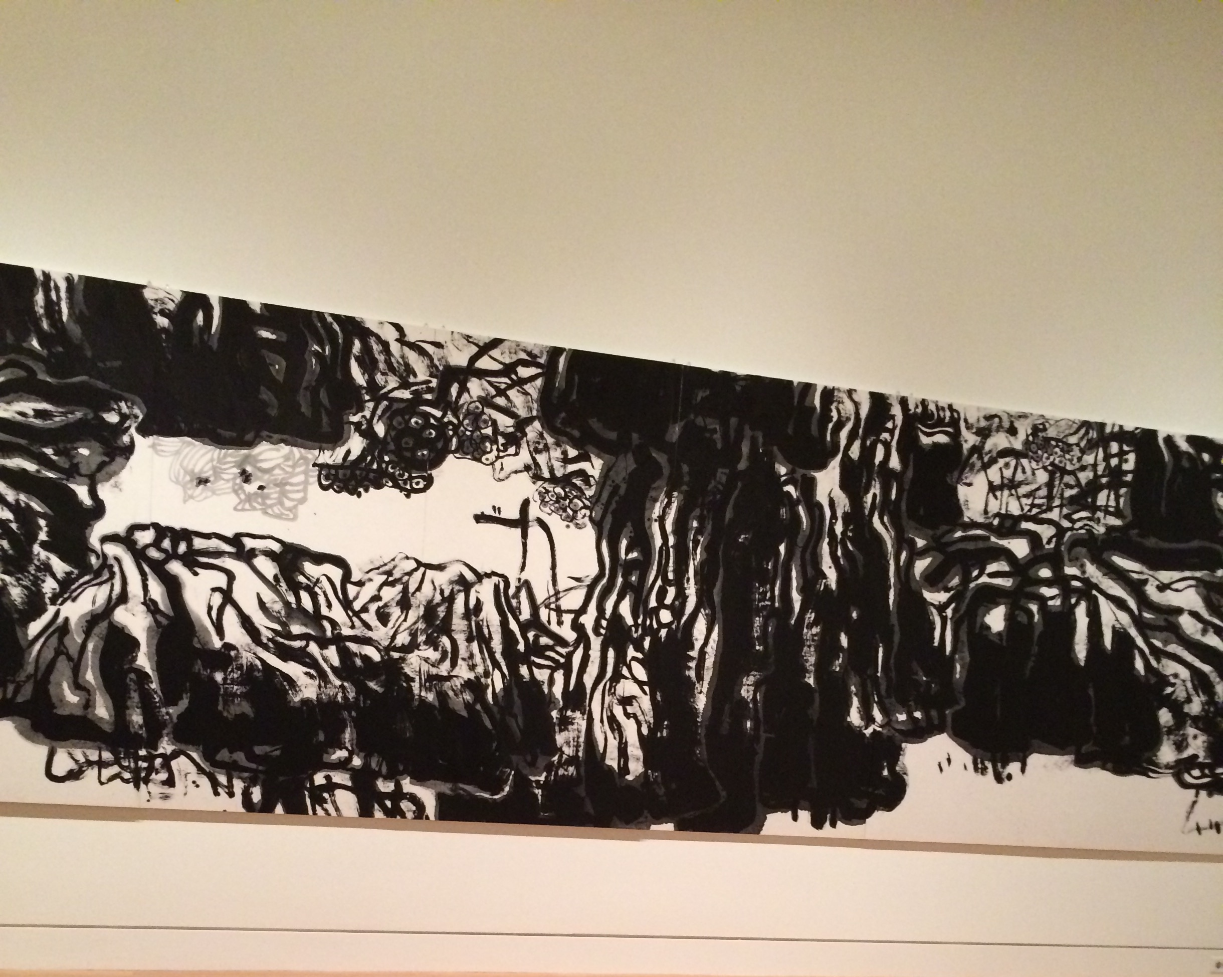 One of Gonkai's masterpieces at the Frye Museum in Seattle
