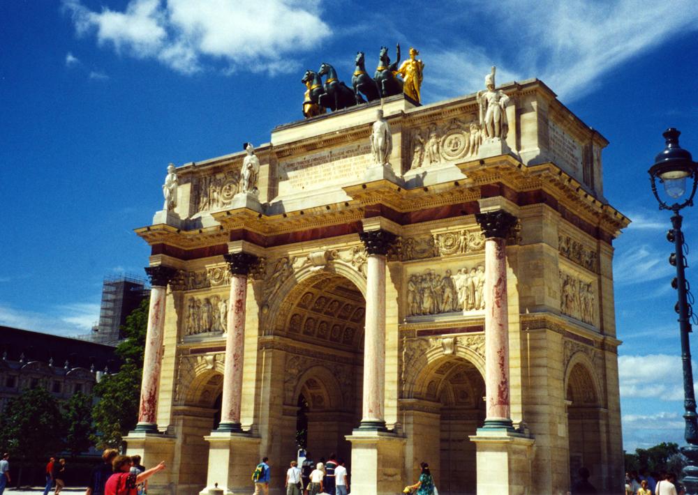 TheArc de Triomphe