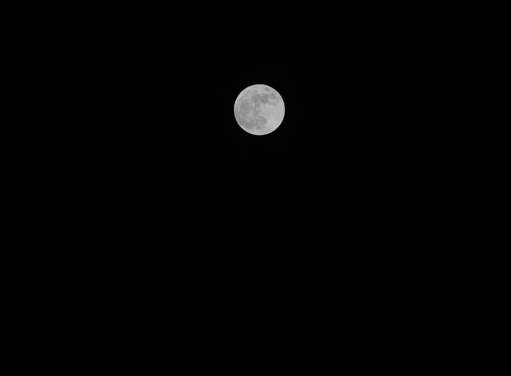 Super Moon - May 2012