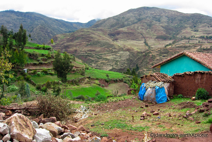 """Eco, Green, Sustainable, responsible, community-based ~ these are all the """"newish"""" phrases in the travel industry but what does it mean??? On our recent trip to Peru, we found out….."""