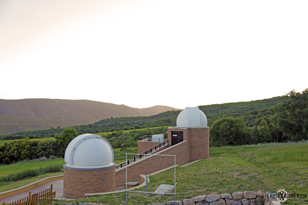Observatori Astronòmic del Montsec (OAdM) represents the scientific side of the Parc Astronòmic Montsec (PAM)