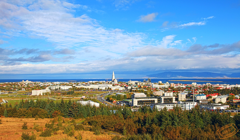 Reykjavík is the capital and largest city in Iceland