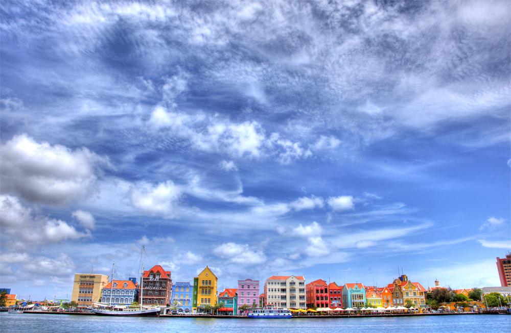 Colorful Curaçao