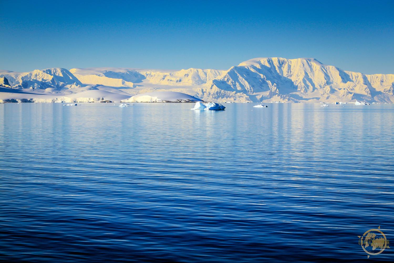 Sunrise in Antarctica by JD Andrews.jpg